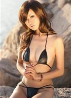 丽图模特色影机人体摄影yumi-5