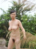 丽图模特莫品香人体摄影冰漪-4