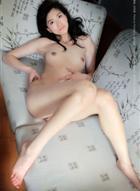 METCN人体模特―巫唐专辑《沙发上的裸女》
