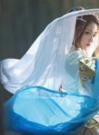 《剑网3》儒风道姑COS,一秒温柔,一秒杀气凛冽!