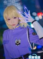 这个女警官有点可爱,《宇宙警探eldlive》其方美铃cosplay