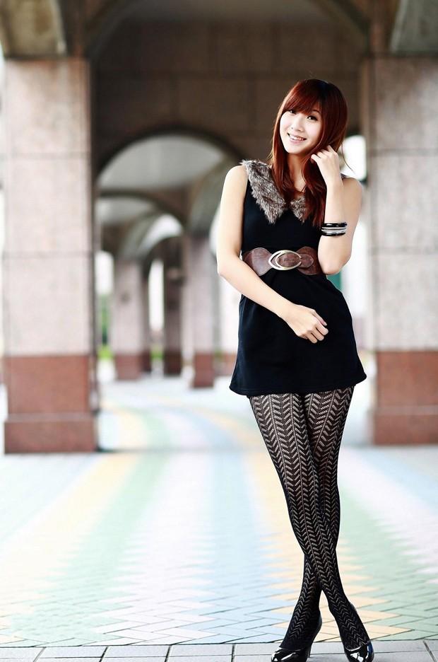 凯渥丝袜美腿少女极品写真图片