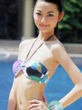 2011年中华小姐18强比基尼清凉写真