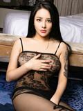 完美女人黛熙儿情趣透明装多姿多色