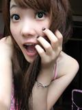 可爱Akyo的微笑蜜桃秀