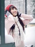 一月雪天・心情-Eileen