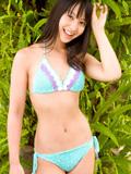 日本美女小池唯乖巧性感迷人