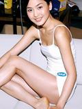香港靓丽名模 周汶绮清凉居家照
