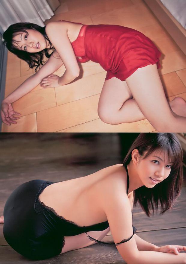 日本绝色美眉岩佐真悠子 超清纯