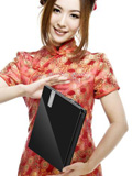 旗袍MM王婉珈笔记本片片
